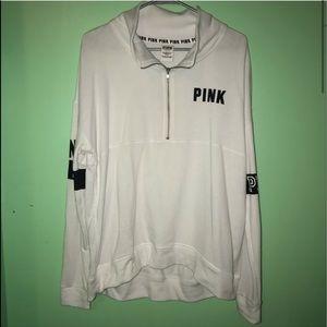PINK Half Zipup